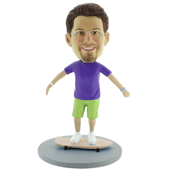 Skateboard Boy Bobblehead