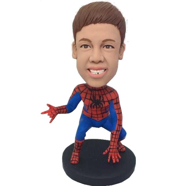 Spider-man Kid Custom Bobblehead