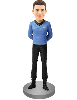 Star Trek Custom Bobblehead