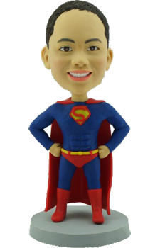 Super Boy Bobblehead