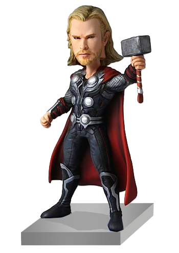 The Avengers Thor Bobble Head