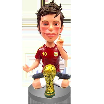 World Cup Champion Custom Bobble