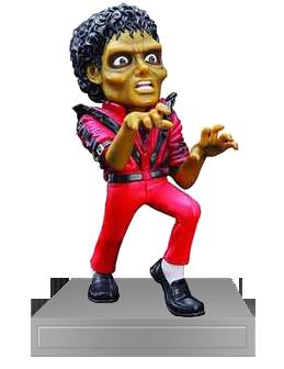 Zombie Custom Bobblehead
