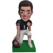 American Football Custom Bobble
