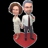 Anniversary Custom Bobbleheads