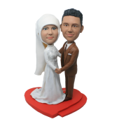 Arabia Wedding Cake Toppers