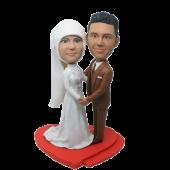 Arabia Wedding Cake Toppers