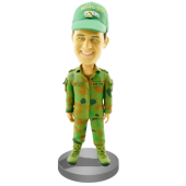 Australia Air Force Bobblehead