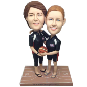 Basketball Coaches Custom  Bobbleheads
