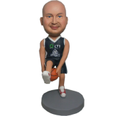 Basketball Man Custom Bobble