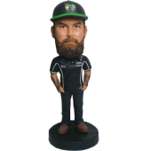 Casual Buddy Custom Bobblehead