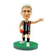 Collingwood Magpies Australia Footy Bobblehead