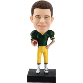 Custom American Football Bobblehead
