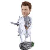 Custom Bobble Head Knight