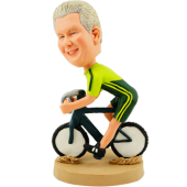 Custom Bobblehead Bike