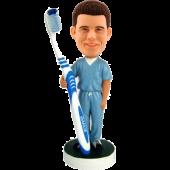 Custom Bobblehead Dentist