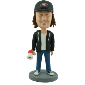 Custom Director Bobblehead