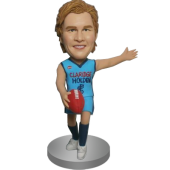 Custom Footy Buddy Bobble Head