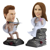 Custom Funny Couple Bobble Head