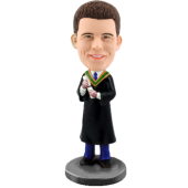 Custom Graduation Bobble Head