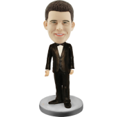 Custom Groom/Groomsmen Bobble Head