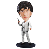 Cool Man Bobble Head