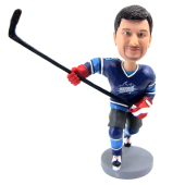 Custom Hockey Buddy Bobblehead
