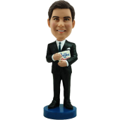 Custom Manager Bobble Head
