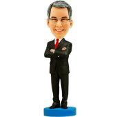 Custom Smart Man Bobblehead