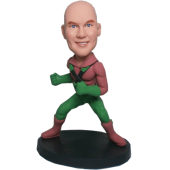 Custom Superhero Bobblehead