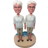 Custom Tiwns Bobbleheads