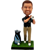 Customized Golf Buddy Bobblehead