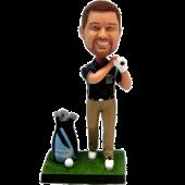 Customized Golf Buddy Bobblehead