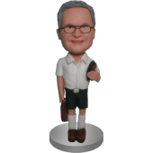 Customized Teacher Bobble Head