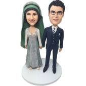 Exotic Wedding Bobbleheads