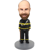 Fire Fighter Bobblehead