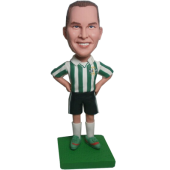 Football Man Custom Bobblehead