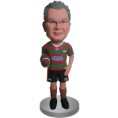 Footy Man Custom Bobblehead