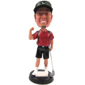 Golf Buddy Custom Bobblehead