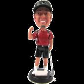 Golf Buddy Custom Bobblehead