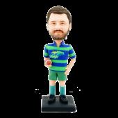GPS Rugby Custom Bobblehead