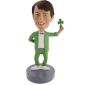 Irish Buddy Bobblehead
