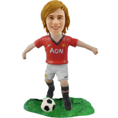 Manchester United Football Fan Bobblehead