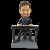 Keyboard Palyer Custom Bobblehead