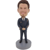 Offcer Bobble Head