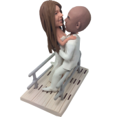 Passionate Couple Bobbleheads