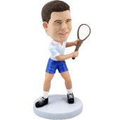 Customized Bobble Head Tennis
