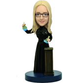 Scientist Custom Bobblehead