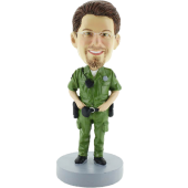 Soldier Customised Bobblehead