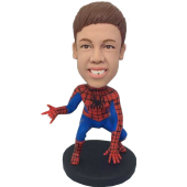 Spider-man Kid Custom Bobblehead